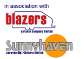 Blazers and Sunnyhaven Logos