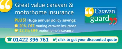 Caravan Insurance Quote