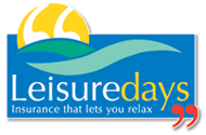 Visit the Leisuredays website