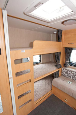 Family Friendly 6 Berth Caravans Nine Of The Best