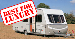 Best for luxury - Hymer Nova SL 470