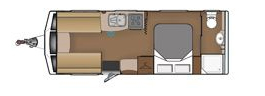 Lunar Clubman floorplan