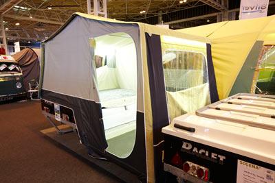 Raclet Solena & Trailer Tents for Under £3750! - Caravan Guard