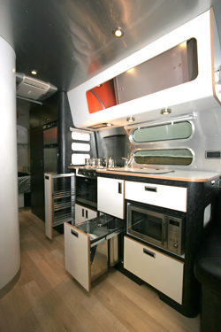 Best Tourer Kitchens 2011 Caravan Guard