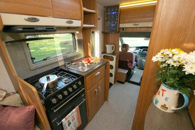 Bentley Ochre Kitchen