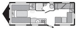Swift Charisma 565 Floorplan