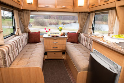 Elddis Explore 540 Caravan Reviewed Caravan Guard