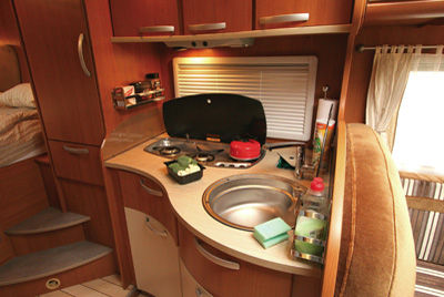 Pilote Reference P680 LGR Kitchen