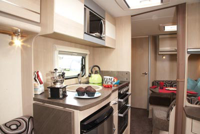 Sterling Eccles Sport 544 kitchen