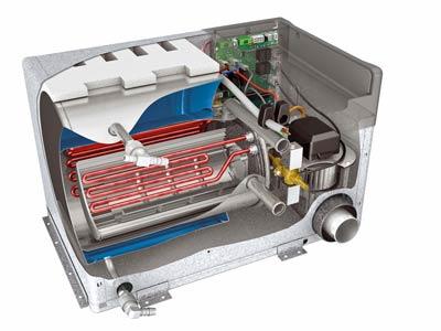 Alde compact heater cutout