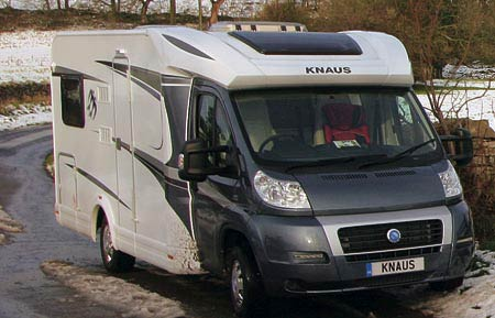 2012 Knaus Sky Ti 650 Mf Motorhome Review Caravan Guard