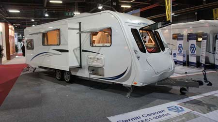 Lastest The Halls Of The NEC In Birmingham Will Host The Largest Single Collection Of Caravans Anywhere In Britain This Years Show Will Occupy 11 Halls And Feature Over 400 UK  Quad Slide On Display Its 27ft Long And Has Two Sets Of Twin