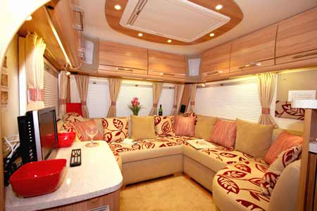 Camper van living room modern home design ideas for Room design quiz
