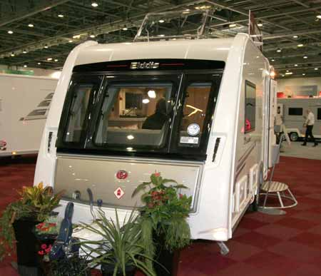 Exterior of Elddis Crusader