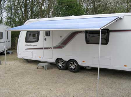 Roll Out Caravan Awnings Fiamma Vs Thule Isabella