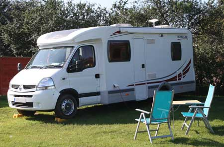 motorhome security