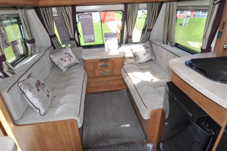 Elddis seating area