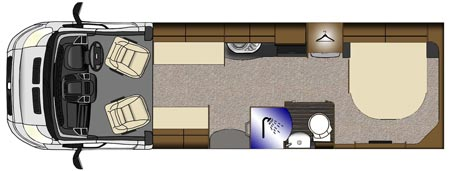 auto trail floorplan