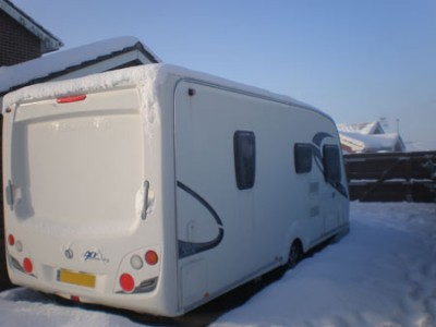 Gear guide to keeping warm in your caravan or motorhome thumbnail