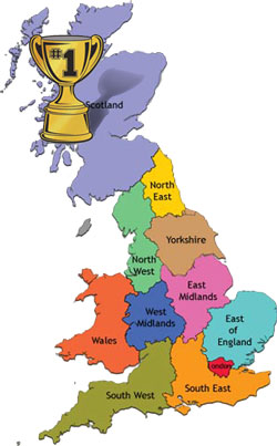 uk_map with trophy