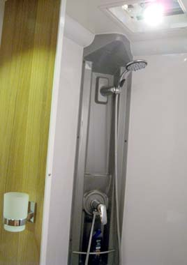 Bailey Pegasus GT65 Rimini Shower