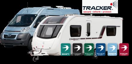 Caravan Guard Swift Tracker Deal