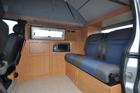 Hillside Leisure Ellastone 2013 camper interior