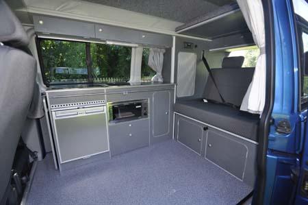 2014 Bilbo's Celex campervan