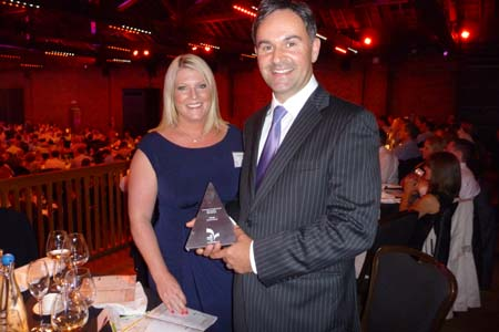 Caravan Guard win at UK Broker Awards 2013