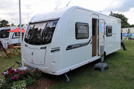 2014 Coachman Vision 560 4 Caravan Review Caravan Guard