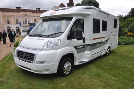new adria coral plus 670 sl motorhome reviewed. Black Bedroom Furniture Sets. Home Design Ideas