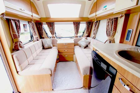 Swift Challenger SE 565 Lounge