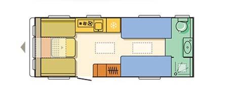 2014 Adria Adora Seine floorplan