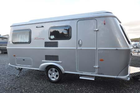 Eriba Touring 540GT - exterior 2