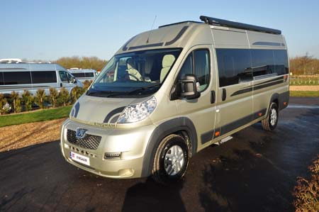 Auto-Sleeper Kingham Exterior