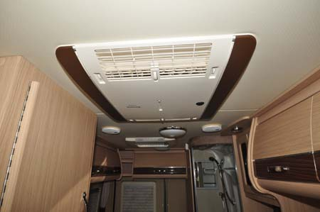 Auto-Sleeper Kingham heating