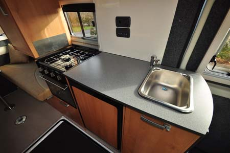 WildAx Callisto Independence Kitchen