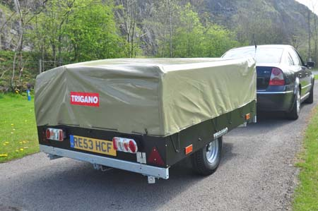 Trigano Galleon Camper