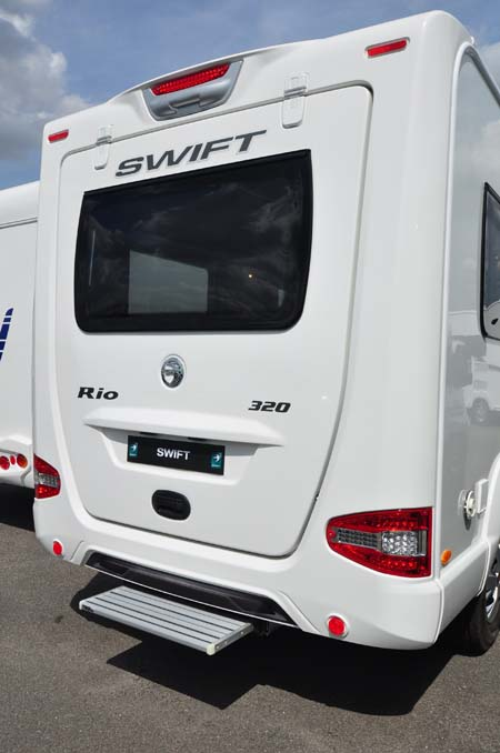 Swift Rio