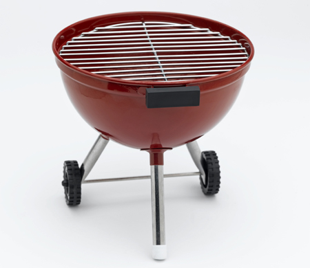 BBQs will be on most peoples' equipment list