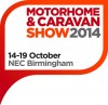 Win tickets to the Motorhome and Caravan Show 2014!