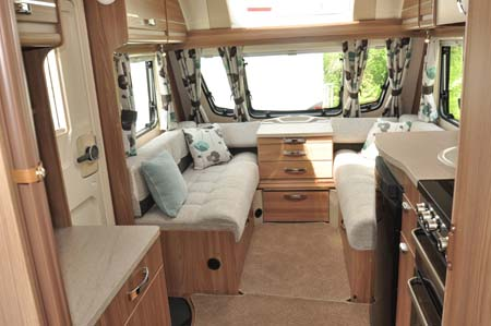 Swift Challenger Sport 514 Lounge