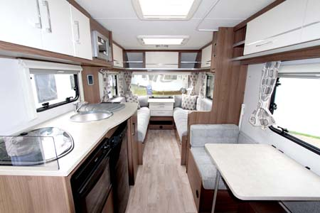 Lunar Venus Interior Looking forward