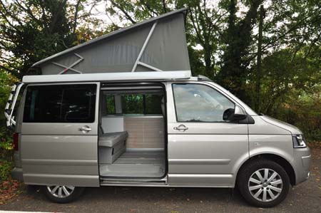 volkswagen california se campervan review caravan guard blog