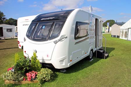 Swift Elegance 480 Exterior 1