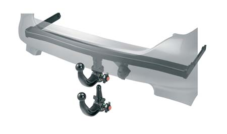 Westfalia Detachable Towbar