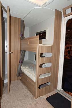 Lunar Quasar 586 Bunk Beds