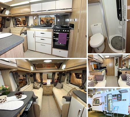 Coachman VIP 460