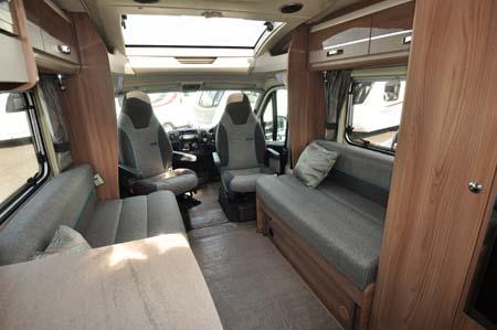 Swift Esprit 412 Interior
