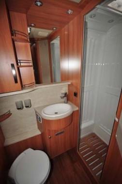 Hymer T-SL 668 Washroom